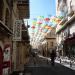 Rue Parapluis Jérusalem