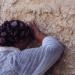Éthiopienne au Mur