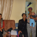 Sharla et une éthiopienne