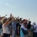 Intercession à la frontière de Gaza